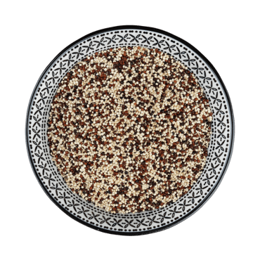 Bio Quinoa, tricolore