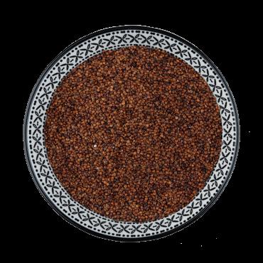 Bio Quinoa, rot