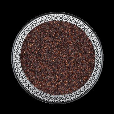 Bio Quinoa, schwarz